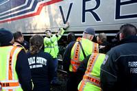 Virginia Railway Express Disaster Drill